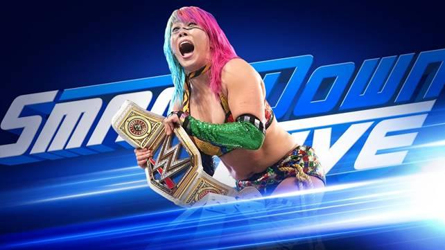 Сегмент анонсирован на грядущий эфир SmackDown; Аске бросили вызов на титульный матч