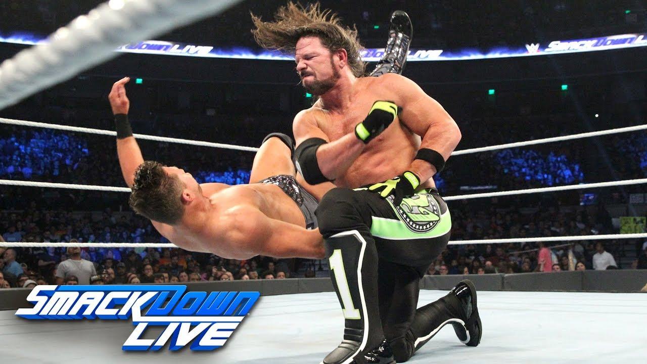 Телевизионные рейтинги SmackDown собрали худший показатель просмотров в 2018 году