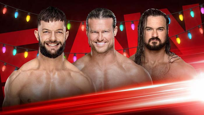 Превью к WWE Monday Night Raw 24.12.2018