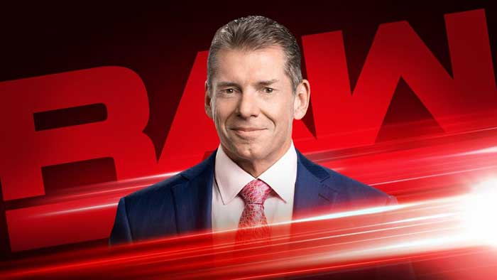 Превью к WWE Monday Night Raw 17.12.2018