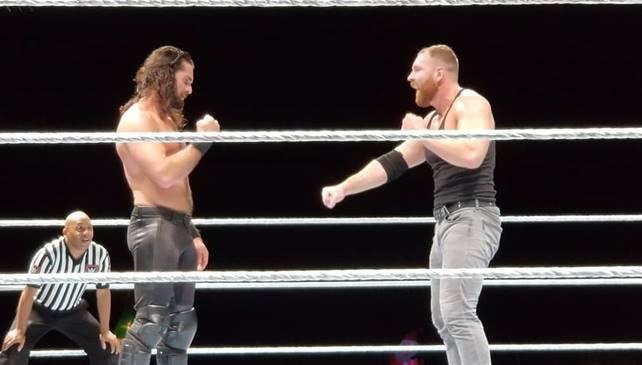 Результаты хаус-шоу Raw: 04.01 (Коламбус, Джорджия) — Джон Сина против Бэрона Корбина