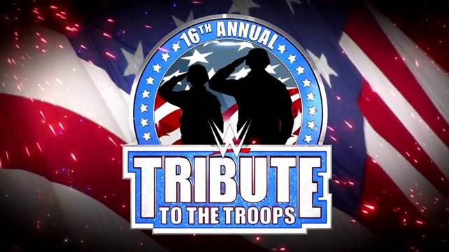 Результаты WWE Tribute To The Troops 2018