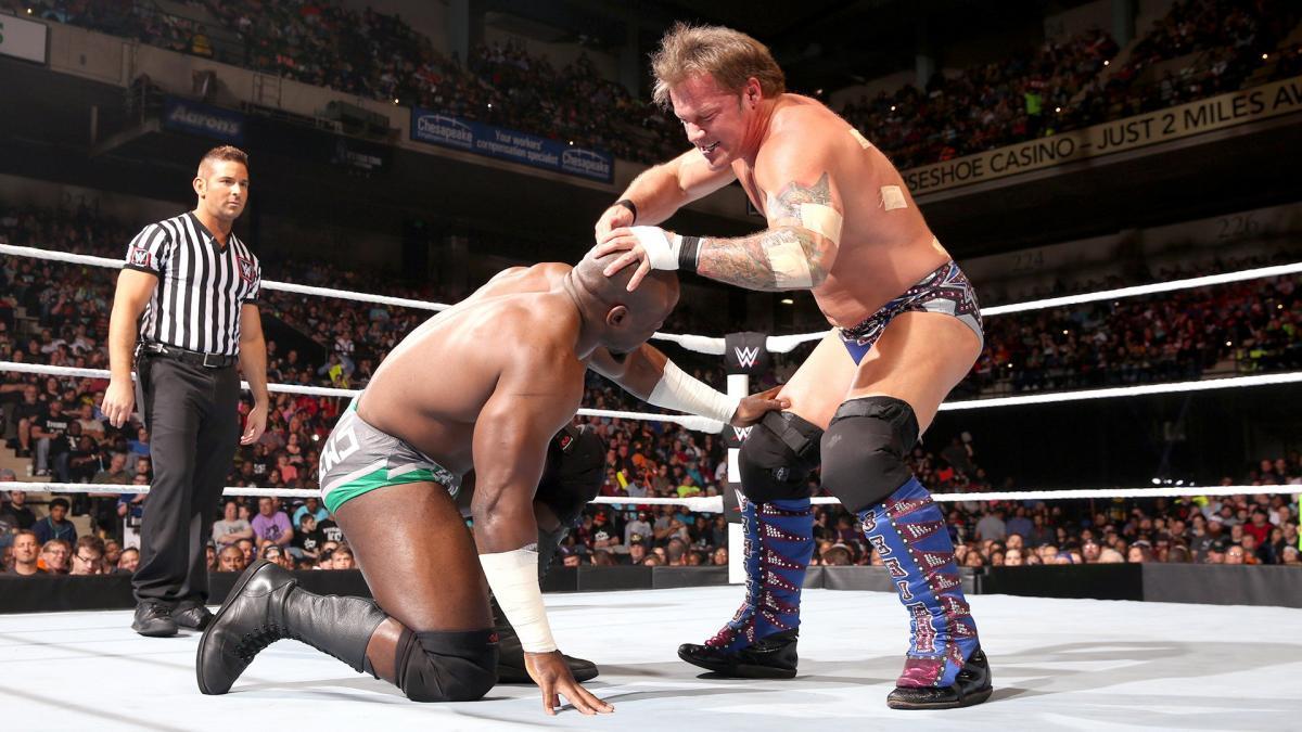 Аполло Крюса ждет пуш? Крис Джерико числится выпускником на сайте WWE