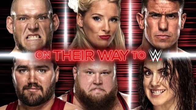 Выпускников NXT опробовали в темном матче перед SmackDown