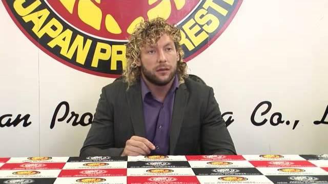 Кенни Омега заявил, что он покидает NJPW