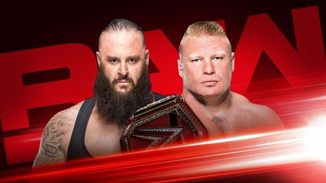 Превью к WWE Monday Night Raw 07.01.2019
