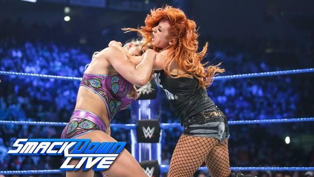 Как трехсторонний матч за претендентство повлиял на телевизионные рейтинги прошедшего SmackDown?