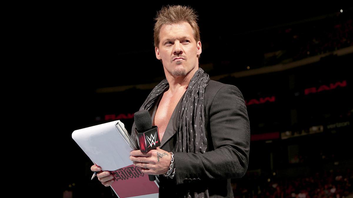 Крис Джерико контактировал с WWE ранее в январе