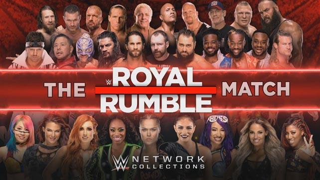 Большое изменение в матче за чемпионство Вселенной на Royal Rumble 2019 произошло во время эфира Raw (присутствуют спойлеры)