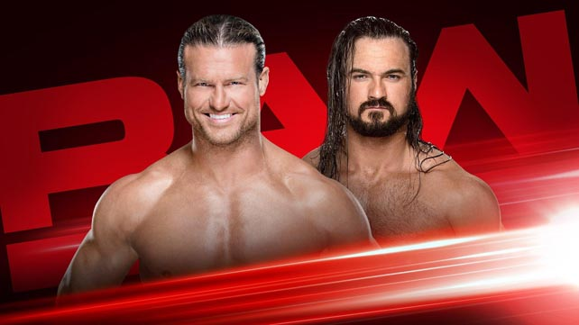Превью к WWE Monday Night Raw 31.12.2018