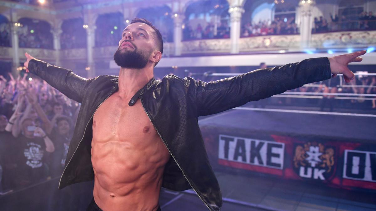Причина выступления Финна Бэлора на NXT UK TakeOver: Blackpool