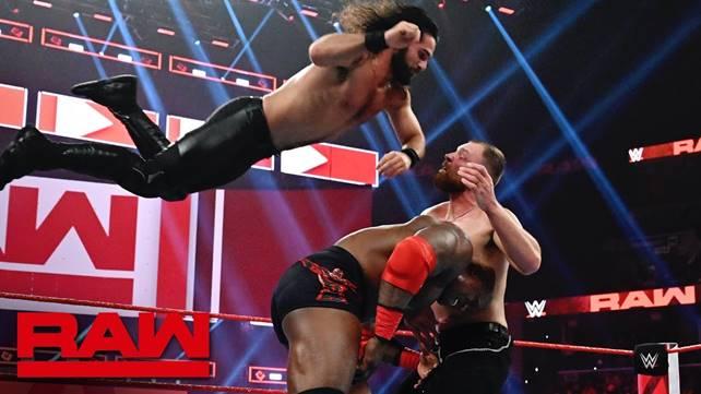 Как матч за интерконтинентальный титул повлиял на телевизионные рейтинги прошедшего Raw?