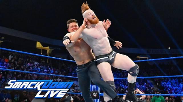 Как сегмент Miz TV с последующим поединком повлиял на телевизионные рейтинги прошедшего SmackDown?