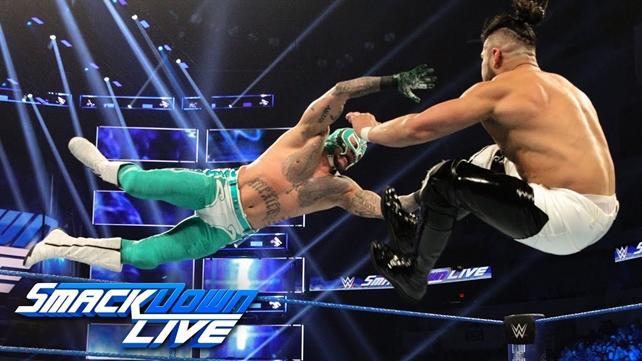 Как поединок Андраде и Рэя Мистерио повлиял на телевизионные рейтинги прошедшего SmackDown?