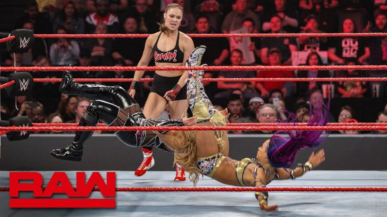 Как фактор последнего эпизода шоу перед Royal Rumble повлиял на телевизионные рейтинги прошедшего Raw?