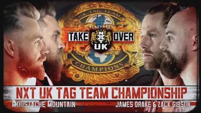 Определились первые командные чемпионы NXT UK (ВНИМАНИЕ, спойлеры)