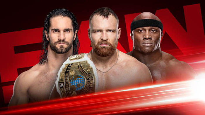 Превью к WWE Monday Night Raw 14.01.2019