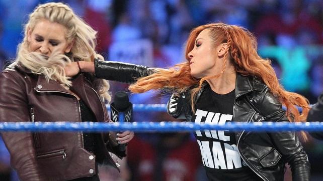 Причина пропусков последних хаус-шоу WWE Бекки Линч и ЭйДжей Стайлзом