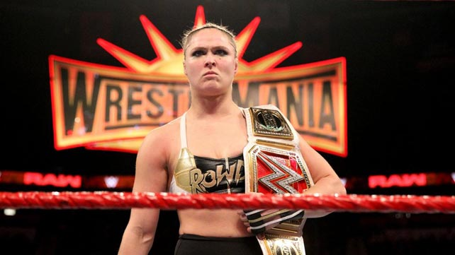 Кто станет соперницей Ронды Раузи на Elimination Chamber?