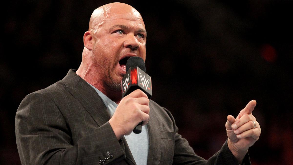 Курт Энгл объяснил свое поражение в прощальном матче на WrestleMania 35