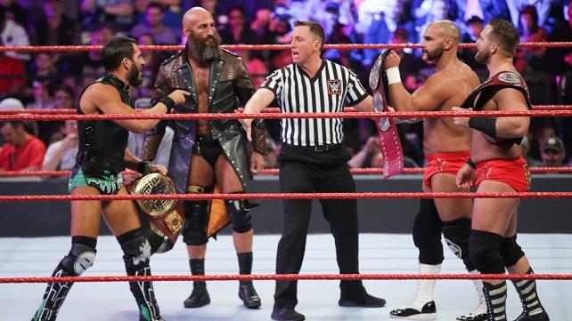 Дэйв Мельтцер оценил два матча с еженедельников WWE