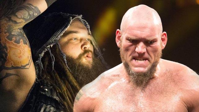 Свежие вести о положении Брэя Уайатта и Ларса Салливана в WWE