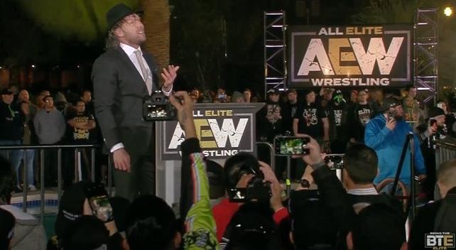 Кенни Омега официально подписал контракт с AEW; Назначены топ матчи на PPV Double or Nothing