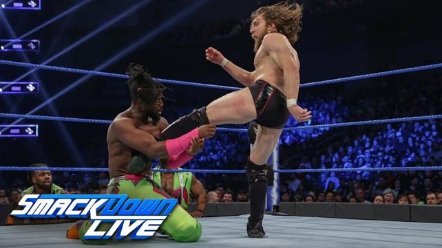 Как гаунтлет-поединок повлиял на телевизионные рейтинги прошедшего SmackDown?