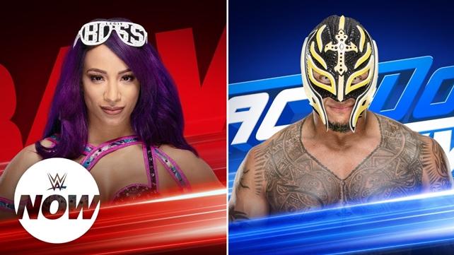 WWE официально анонсировали, что в апреле пройдёт «международная встряска суперзвёзд»
