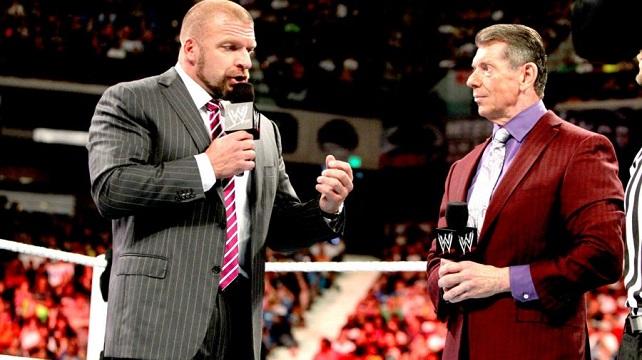 Слух: У Трипл Эйча и Винса МакМэна возникли разногласия по поводу последних призывников из NXT в основном ростере
