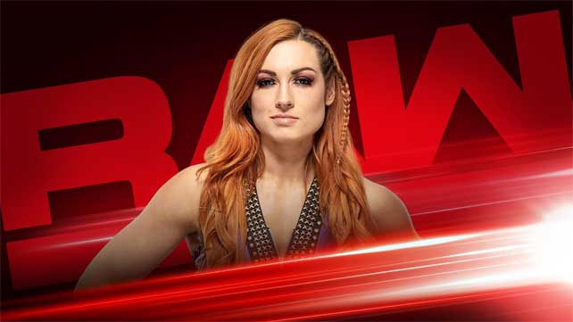 Превью к WWE Monday Night Raw 18.02.2019