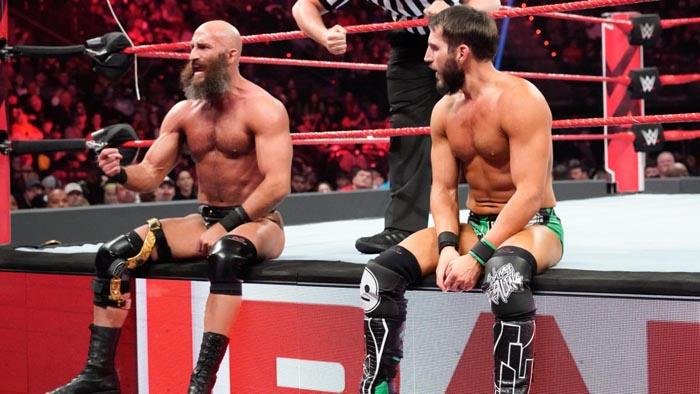 Как травма Томмасо Чиампы повлияла на сценарий прошлого выпуска Raw?