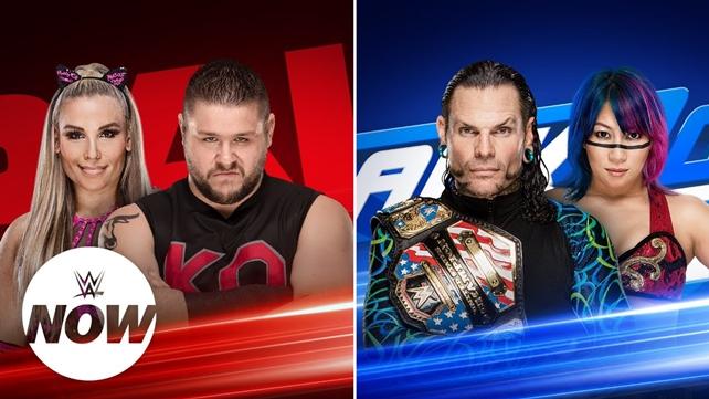 WWE рекламируют, что в апреле пройдёт «первая международная встряска суперзвёзд»