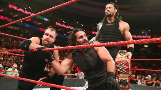 В планах WWE использовать «Щит» на Fastlane?