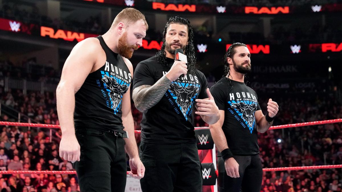 Обновление по сопернику Романа Рейнса на WrestleMania 35; Когда выходцы из NXT окончательно будут определены на один бренд?