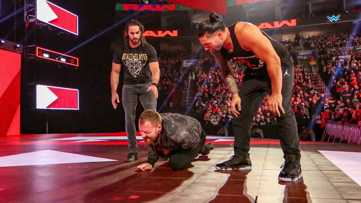Роман Рейнс глубоко шокирован решением Дина Эмброуза покинуть WWE