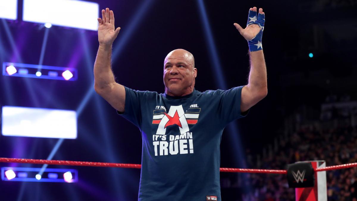 WWE пересматривают решение проведения матча Курта Энгла и Бэрона Корбина на WrestleMania 35