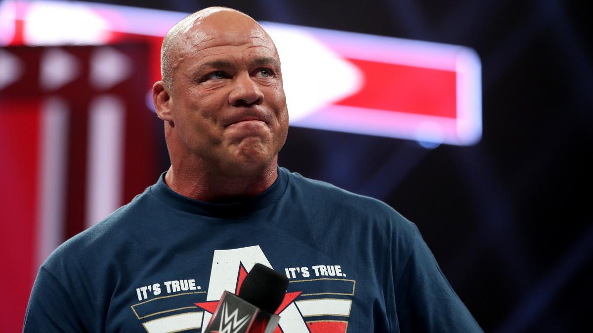 Слух: WWE рассматривали Гробовщика как соперника Курта Энгла на WrestleMania 35