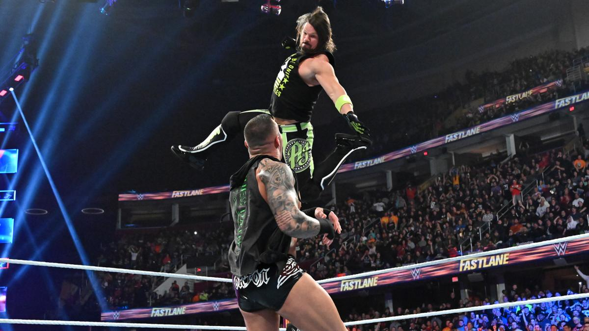 Текущие планы на ЭйДжей Стайлза после WrestleMania 35