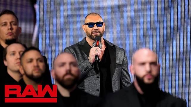 Как появление Батисты повлияло на телевизионные рейтинги первого эпизода Raw после Fastlane?