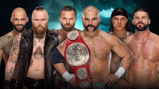 Матч за командное чемпионство Raw официально анонсирован на Fastlane 2019