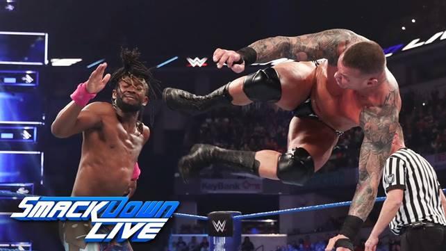 Как гаунтлет-матч повлиял на телевизионные рейтинги прошедшего SmackDown?