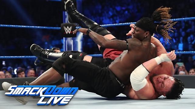 Как открытый вызов Р-Труфа повлиял на телевизионные рейтинги последнего эпизода SmackDown перед Fastlane?