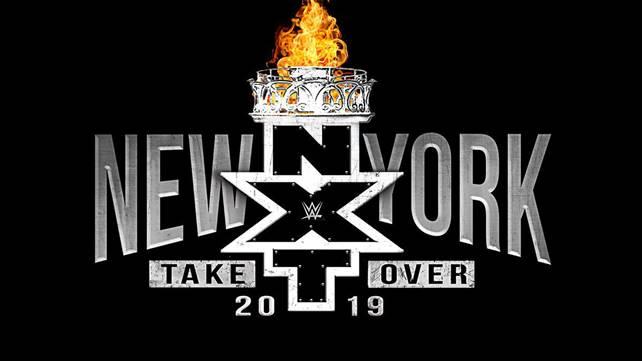 Известен кард NXT TakeOver: New York (присутствуют спойлеры с записей NXT)