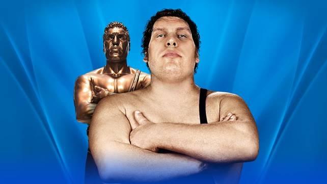Мемориальный баттл-роял имени Андре Гиганта анонсирован на WrestleMania 35