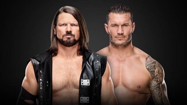 Матч Рэнди Ортона против ЭйДжей Стайлза официально анонсирован на WrestleMania 35