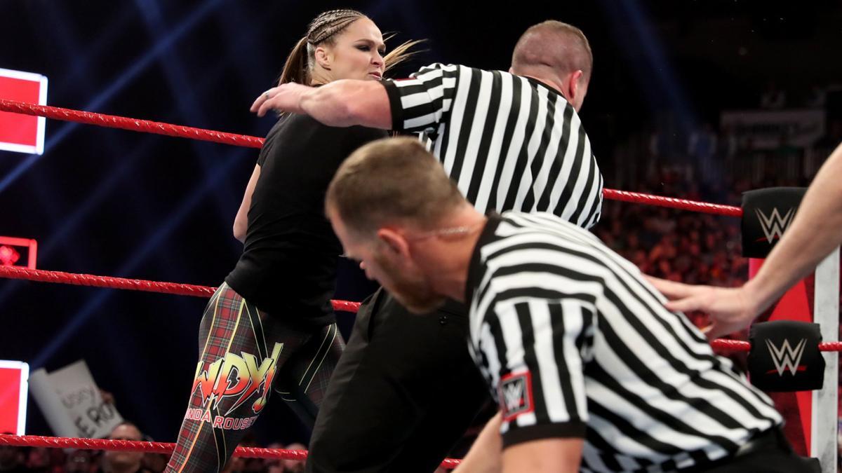 Известно, когда в WWE ждут возвращения Ронды Раузи