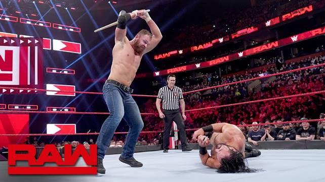 Как поединок Дина Эмброуза против Дрю Макинтайра повлиял на телевизионные рейтинги прошедшего Raw?