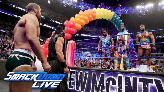Как фактор первого эпизода шоу после WrestleMania 35 повлиял на телевизионные рейтинги прошедшего SmackDown?