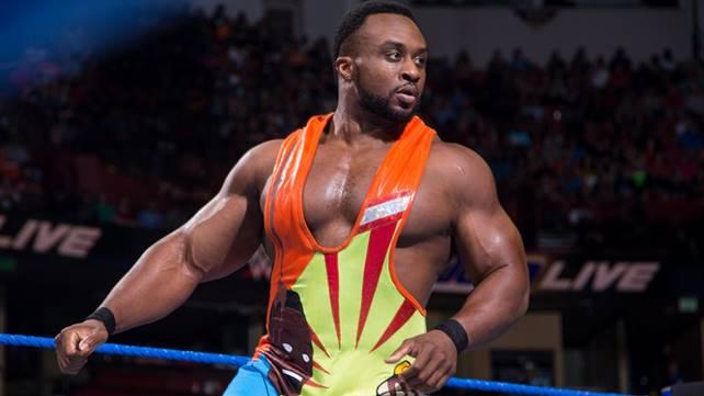 Биг И травмировался во время эфира SmackDown